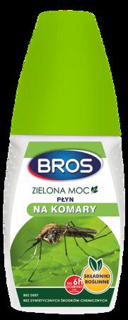 Bros Płyn na komary 50ml Zielona Moc