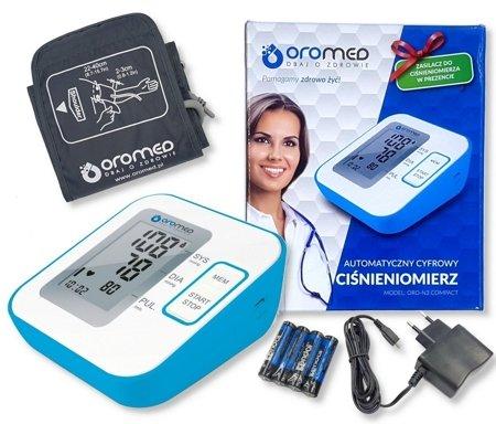 Ciśnieniomierz elektronicznyORO-N3COMPACT