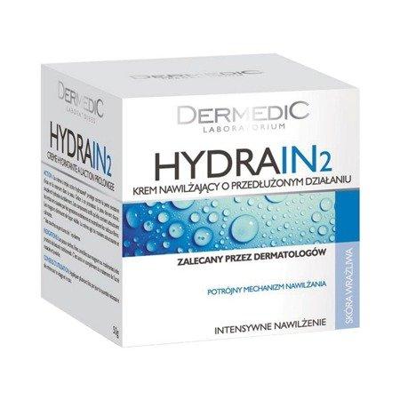 Dermedic Hydrain2 Hialuro krem nawilżający 50g
