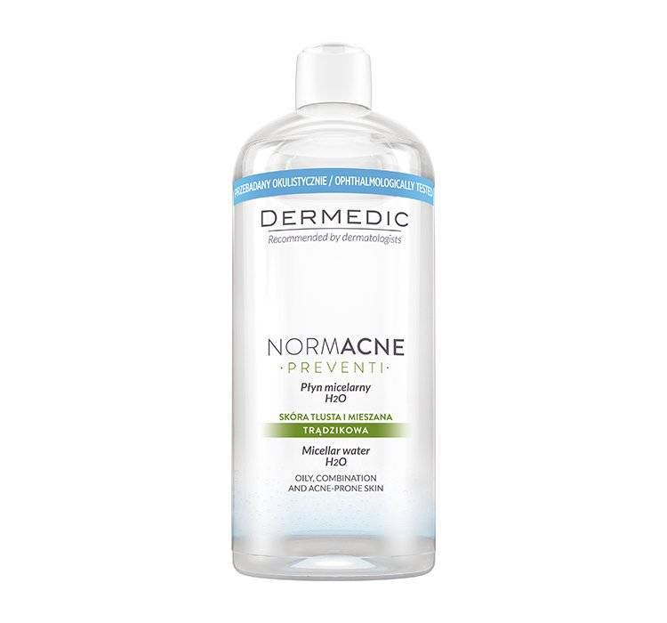 Dermedic Normacne płyn micelarny H2O 500ml