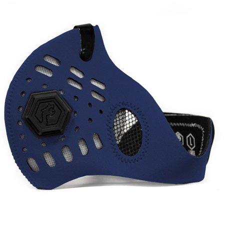 Dragon Maska antysmogowa Sport II Navy Blue