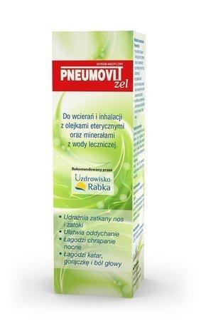Gorvita Pneumovit żel do ciała 200 ml