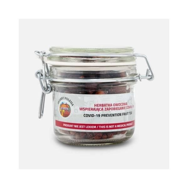 India herbatka owocowa wspierająca zapobieganie