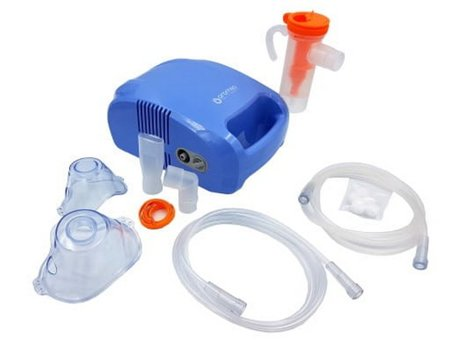 Inhalator pneumatyczny, tłokowy ORO-Family Plus