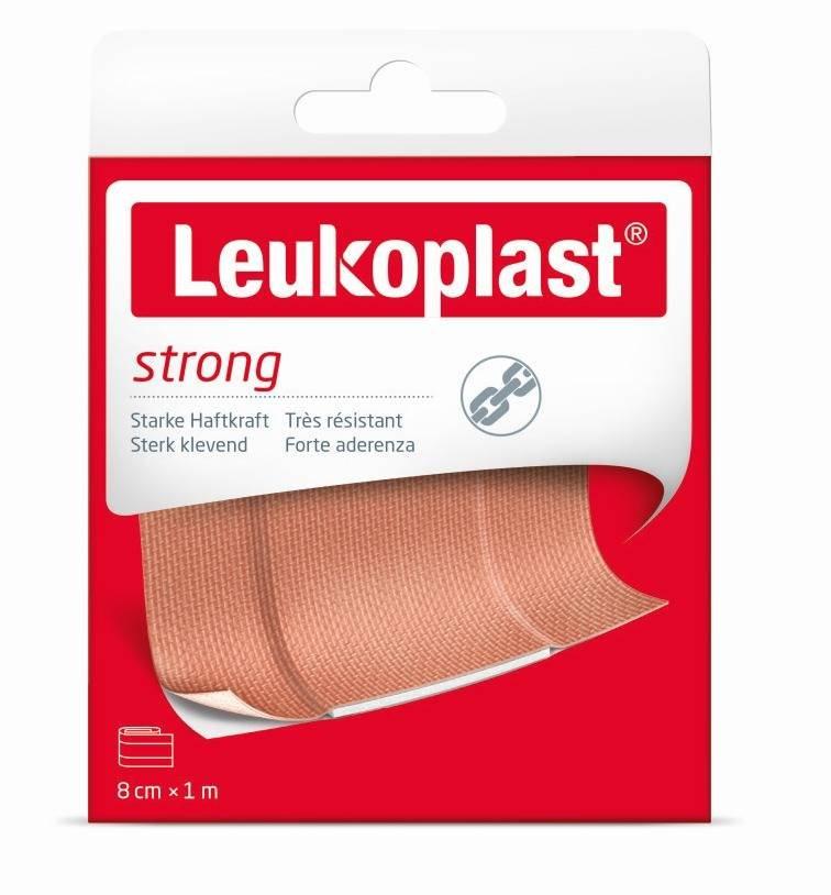Leukoplast plaster strong 8cmx1m
