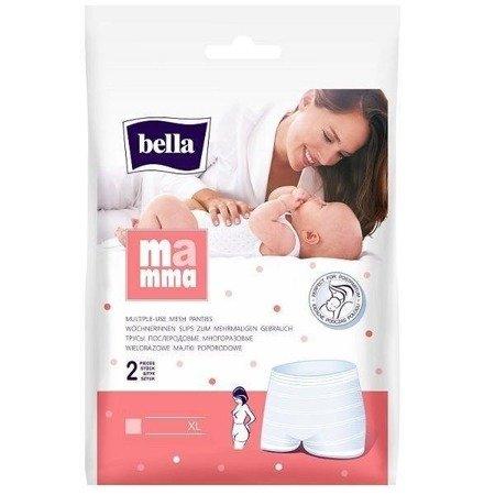 Majtki poporodowe Bella Mamma XL 2 SZT