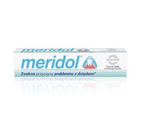 Meridol Pasta do zębów Antybakteryjna 75mz