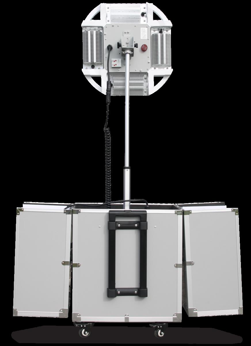 Nanocare Aseptica Robot sterylizator mobilny