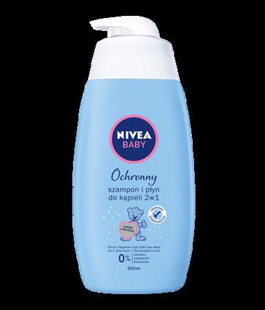 Nivea Baby Disney TODDIES szampon do włosów do skóry normalnej 500ml z pompką