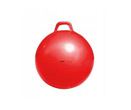 Piłka rehabilitacyjna hopper z uchwytem 45cm czerwona