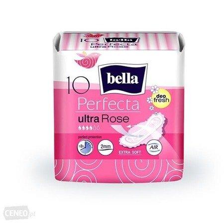 Podpaski Bella Perfecta Rose Ultra 10 SZT