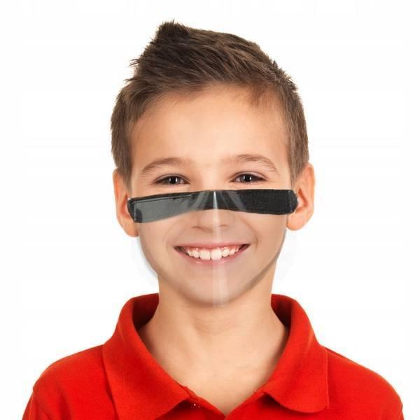 Półprzyłbica dla dzieci wielokrotnego użytku