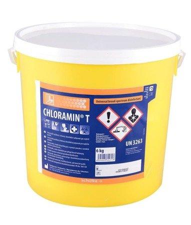 Proszek Dezynfekcyjny Chloramina T 6kg