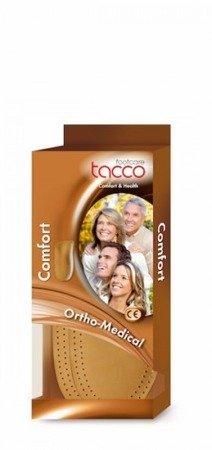 Tacco comfort wkładki - stopy płasko-koślawe