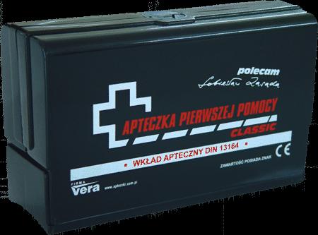 Vera Apteczka CLASSIC Plus Pudełko z tworzywa