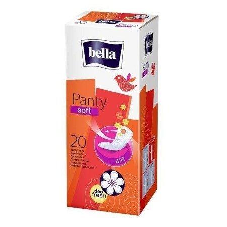 Wkładki Bella Panty Soft Deo 20 SZT
