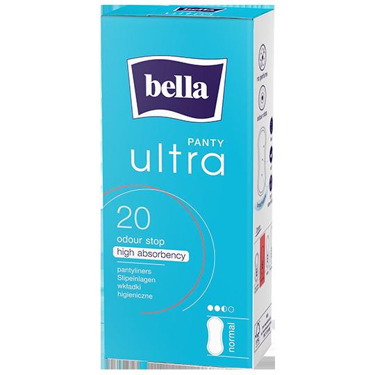 Wkładki Bella Panty Ultra Normal 20 szt