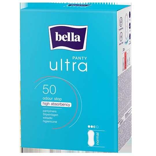 Wkładki Bella Panty Ultra Normal 50 szt