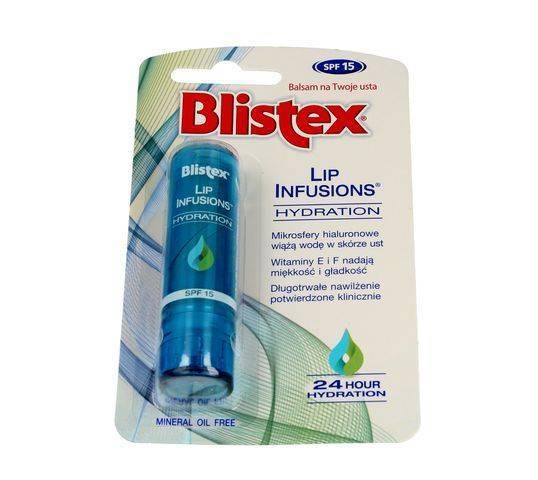 Balsam do ust Blistex Lip Infusions Hydration 3,7g