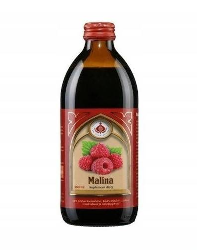 Bonifrates sok z malin 500ml