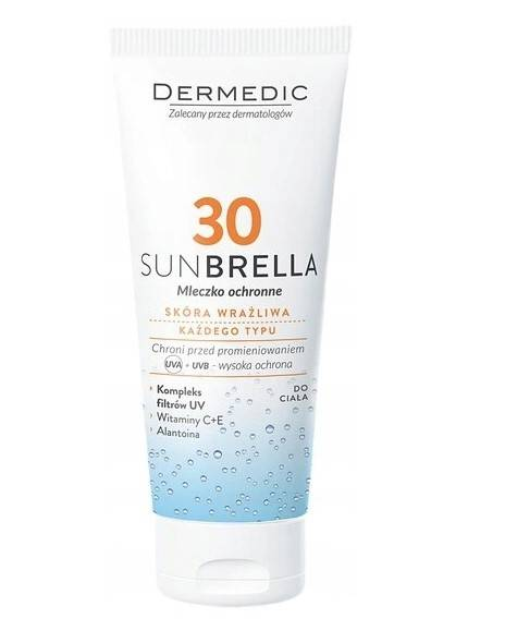 Dermedic Sunbrella mleczko ochronne SPF 30 200g