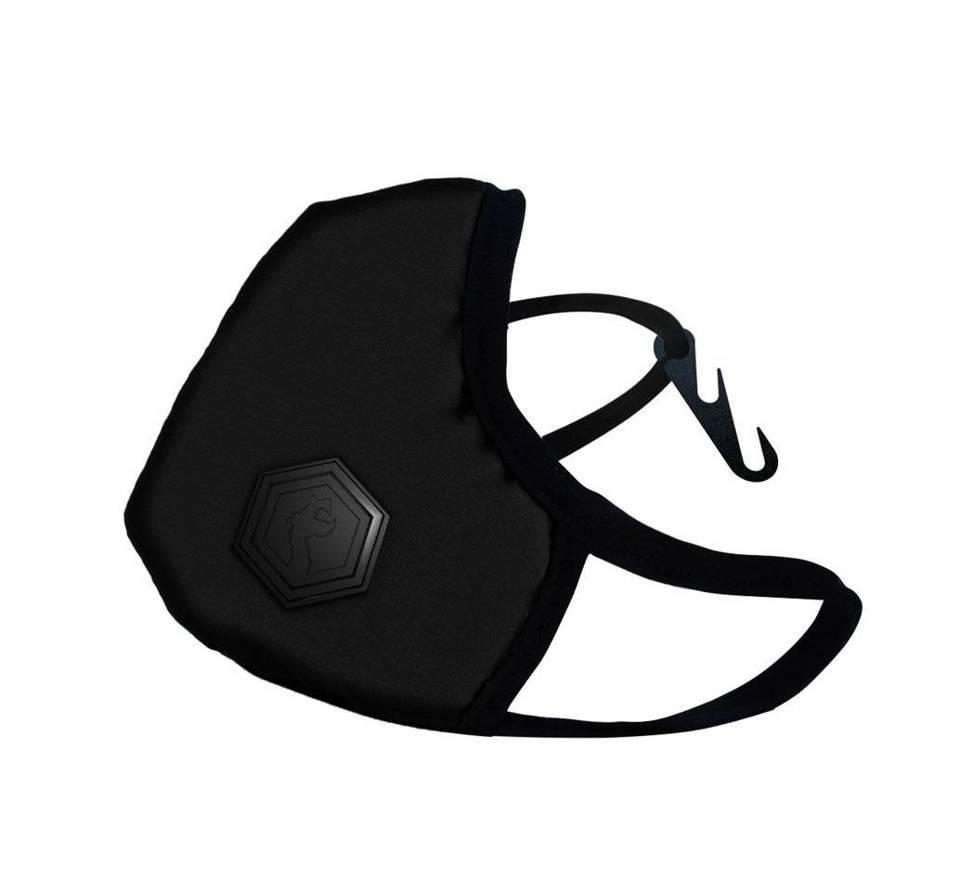 Dragon Maska antysmogowa Casual II Black