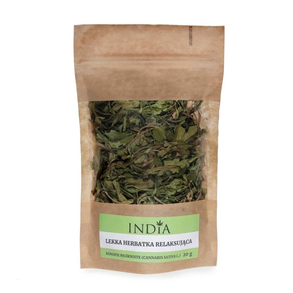 India Lekka herbata relaksująca 20 g