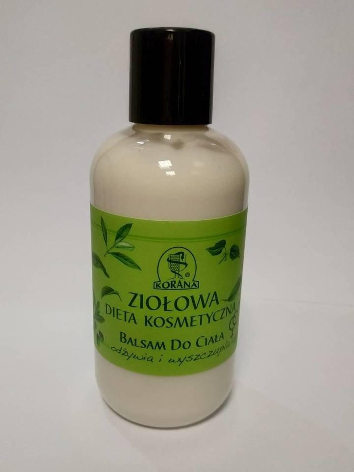 Korana ziołowa dieta kosmetyczna balsam do ciała 200ml