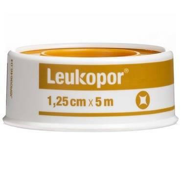 Leukopor przylepiec