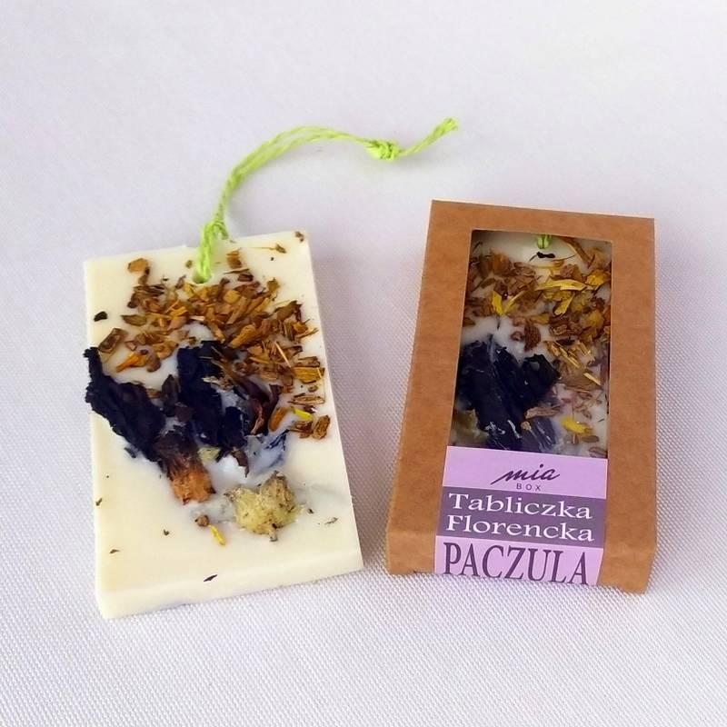 Miabox Tabliczka Florencka paczula
