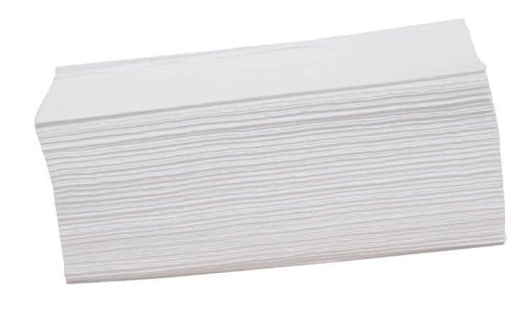 Ręcznik papierowy składany 4000 szt biały