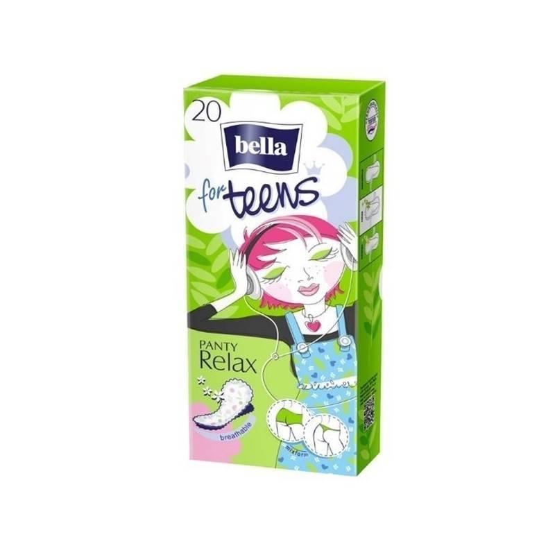 Wkładki Bella Panty For Teens Ultra Relax 20 szt
